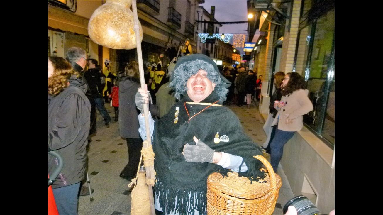 Carnaval callejero de Manzanares
