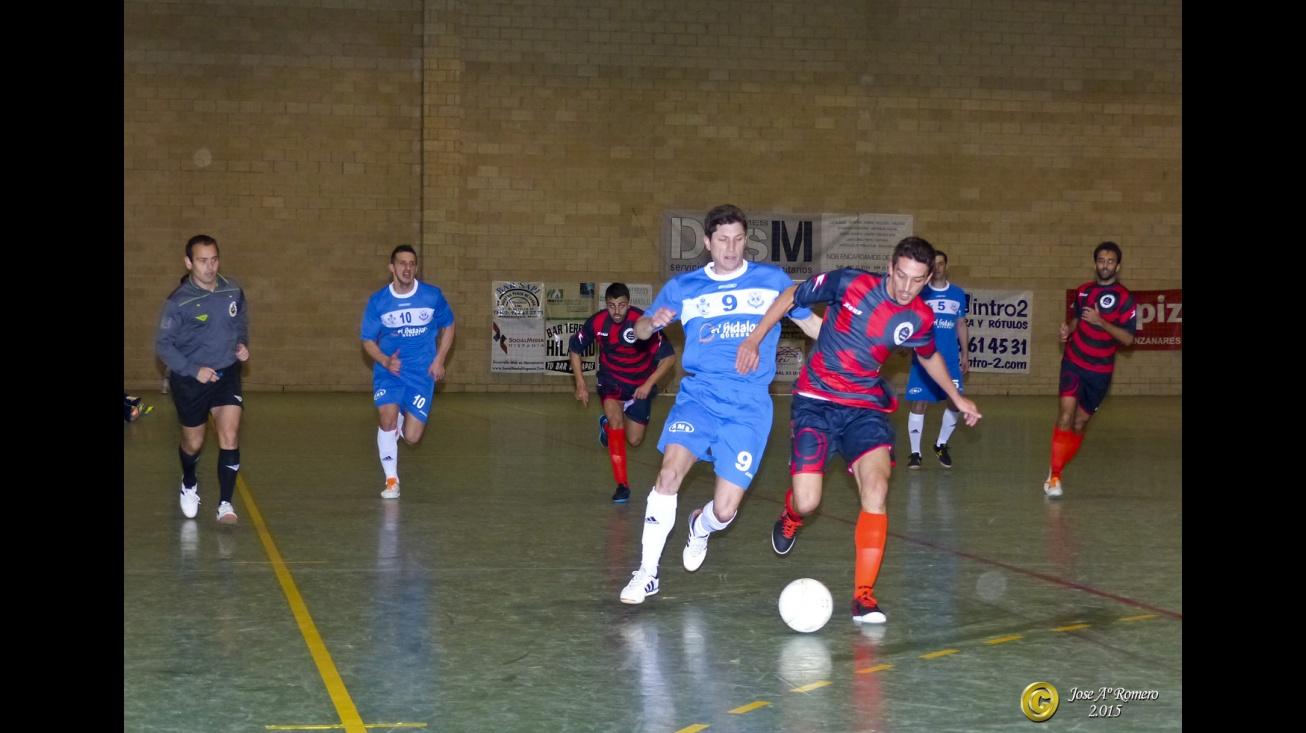 El Silver Novanca ganó 1-4 la pasada temporada. Imagen: J.A. Romero
