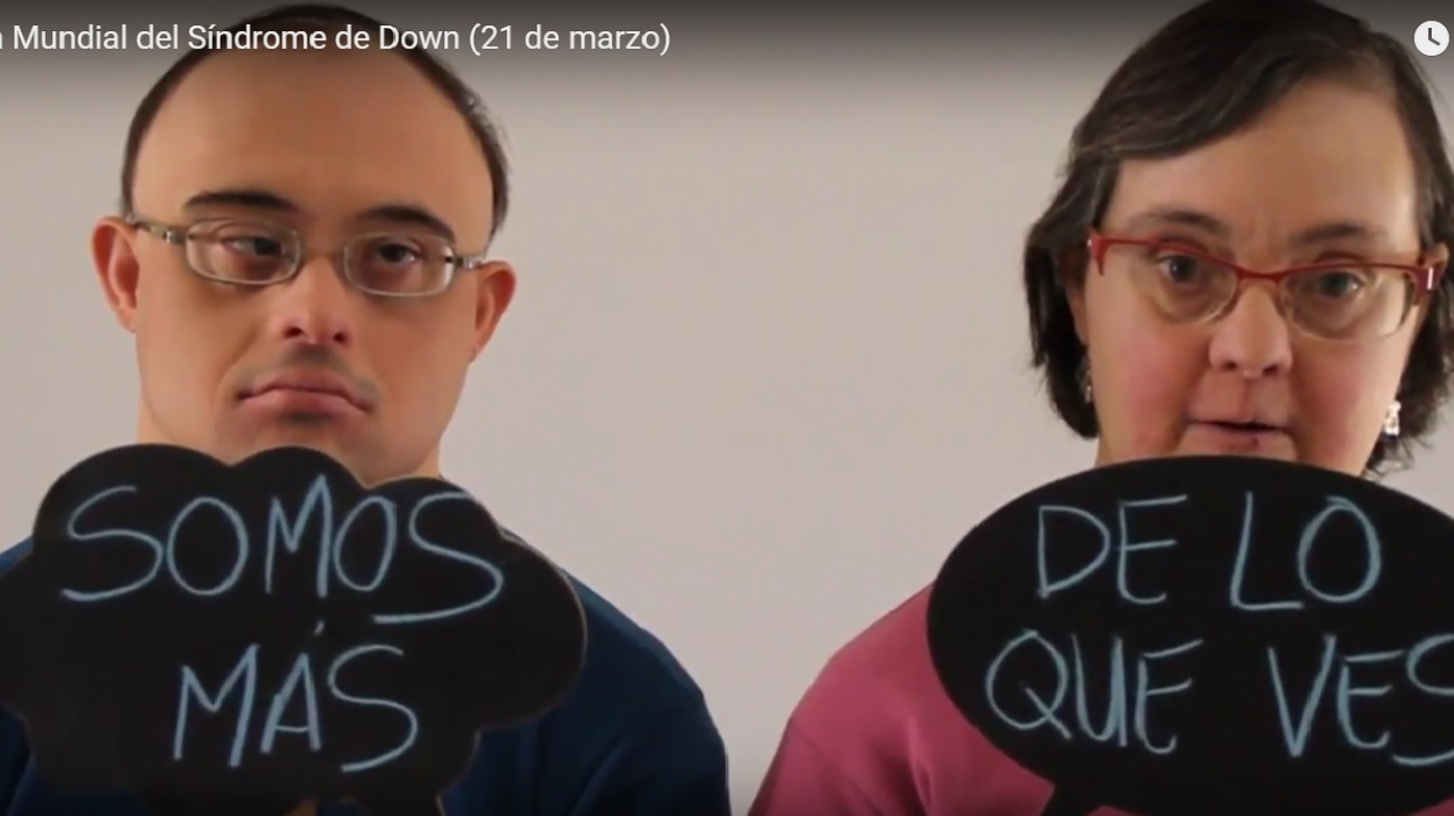 21 de marzo. Día Mundial del Síndrome de Down