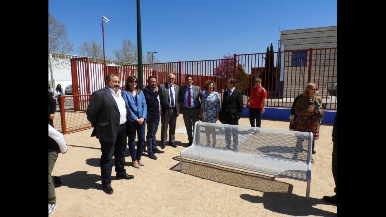 Inauguración Parque Canino de Manzanares