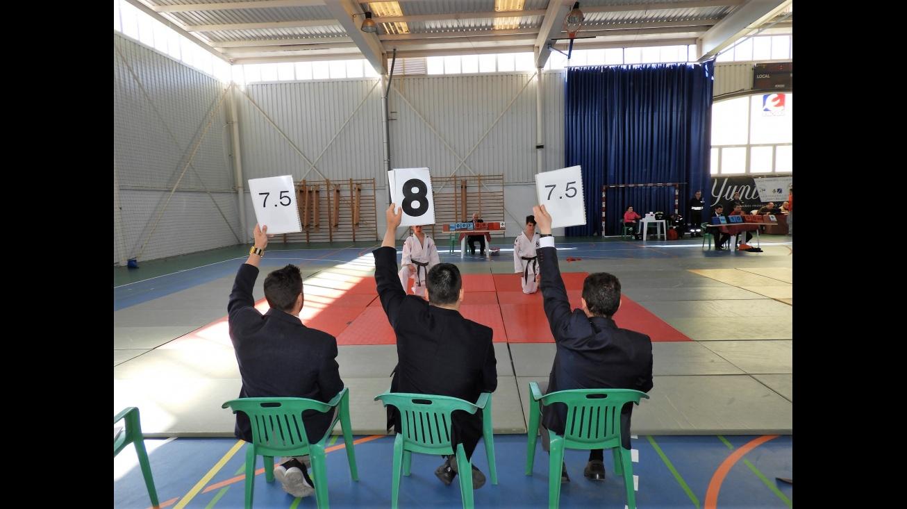 Copa de España Primavera de Jiu-Jitsu celebrada en el Pabellón Nuevo Manzanares
