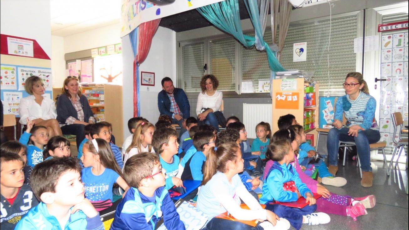 """Taller de concienciación en el Aula TEA de """"La Candelaria"""""""