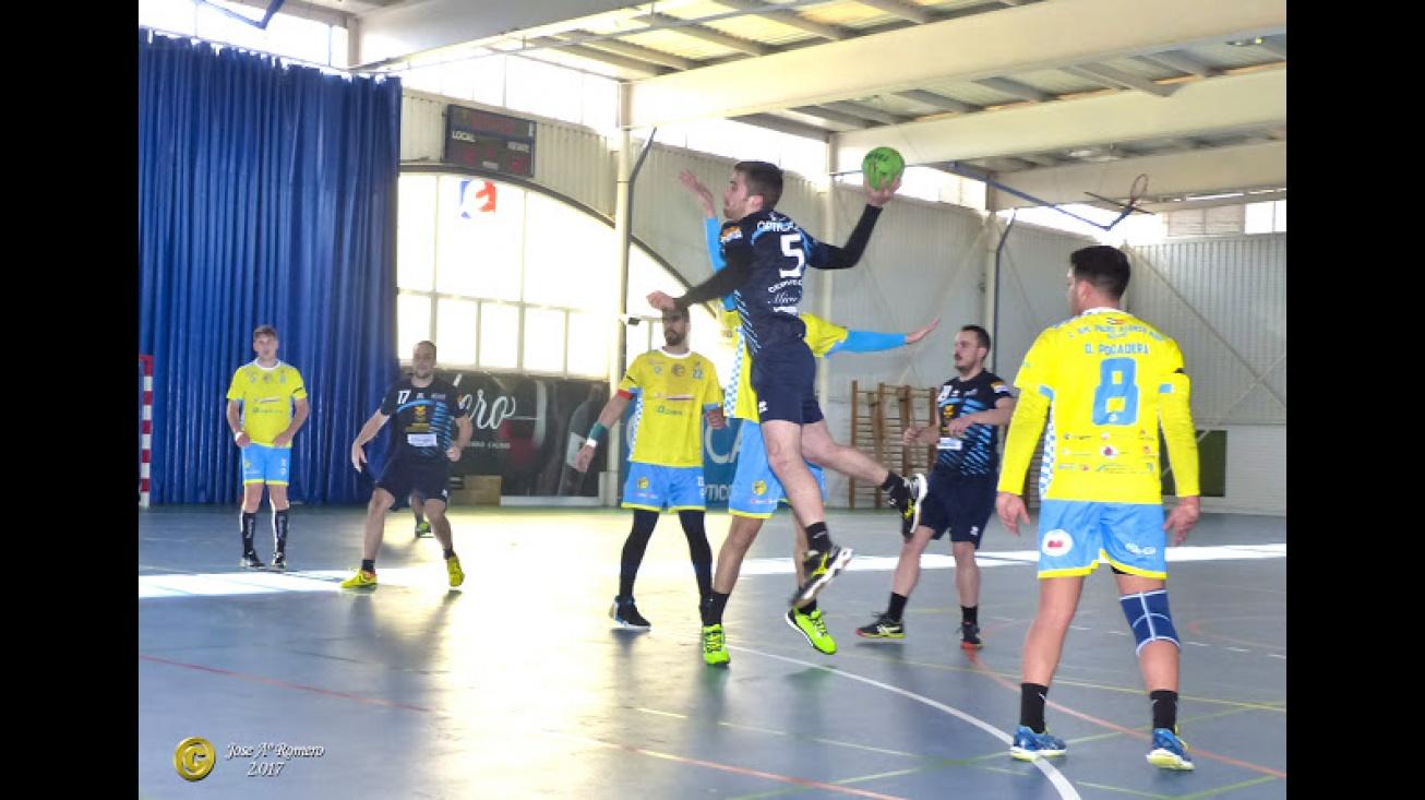 En la ida, Moguer ganó de un gol en Manzanares. Foto: José A. Romero