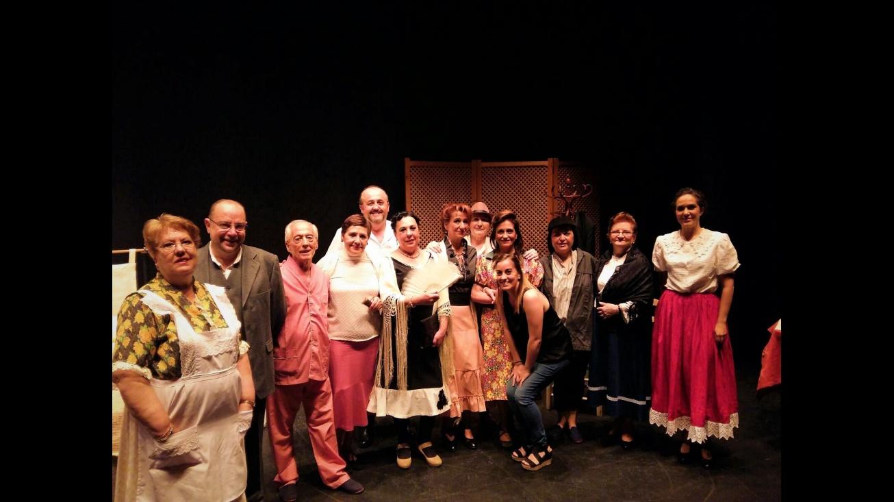 Grupo de Teatro de la Universidad Popular de Manzanares