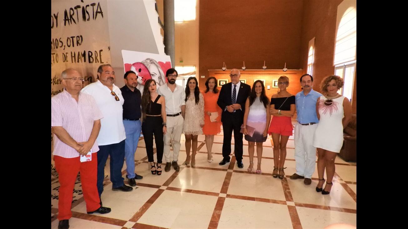 Inauguración del XLIII Festival Internacional de Teatro Contemporáneo Lazarillo de Manzanares