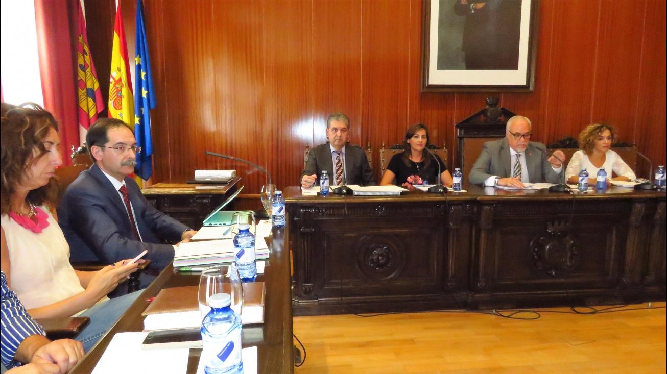 Imagen de archivo de una sesión plenaria anterior