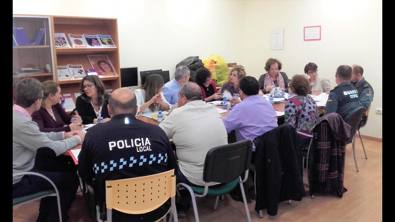 Reunión de trabajo de la comisión de revisión del protocolo contra la violencia de género