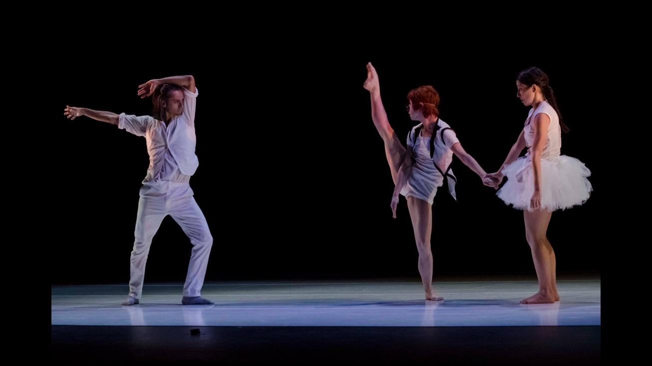 Imagen del espectáculo de Ananda Dansa