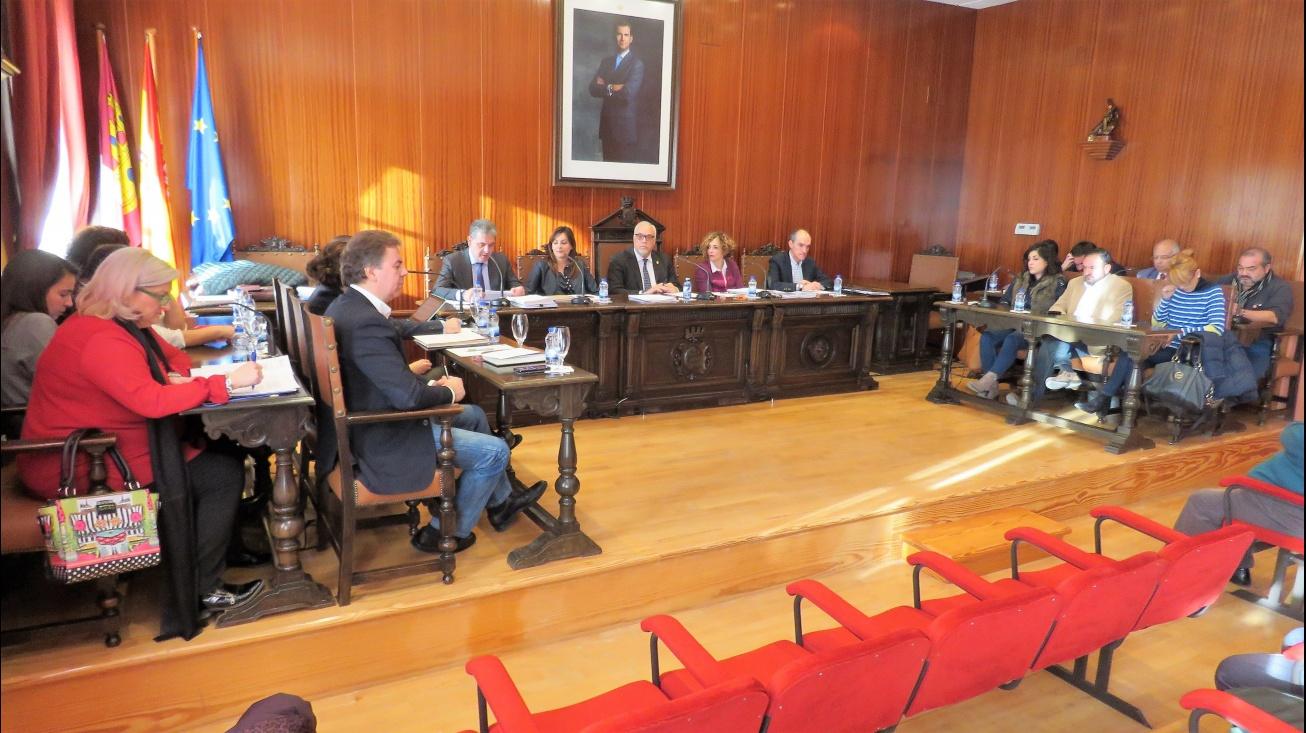 Imagen de archivo de la sesión plenaria anterior