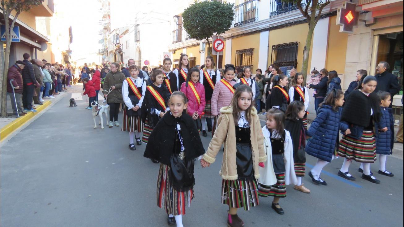 Procesión de San Antón 2018