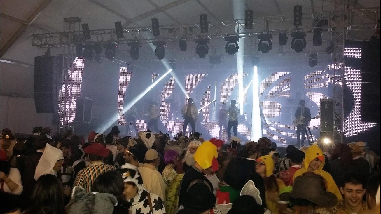 La carpa volverá a ser el epicentro de las noches de carnaval