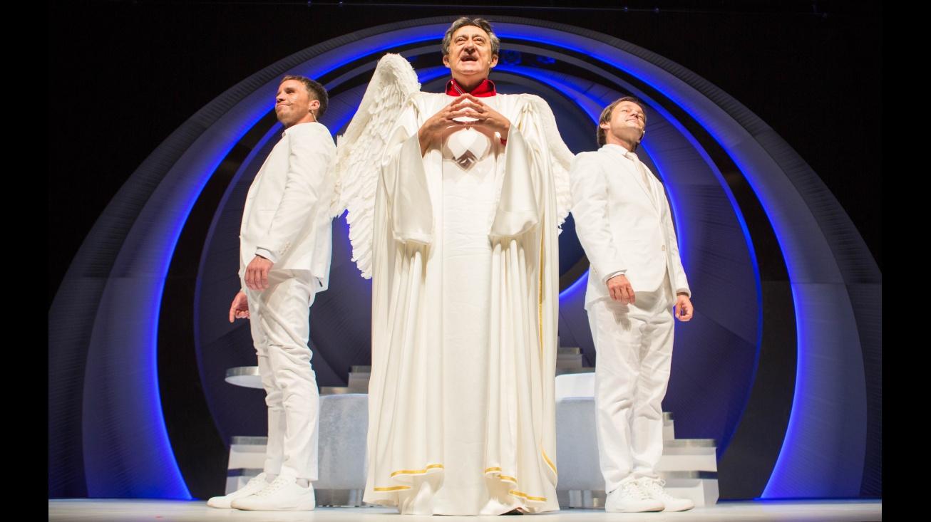 Mariano Peña protagoniza Obra de Dios en el Gran Teatro