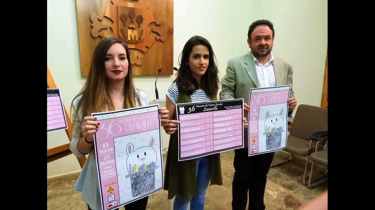 Presentación de la 36 Muestra de Teatro Escolar de Lazarillo