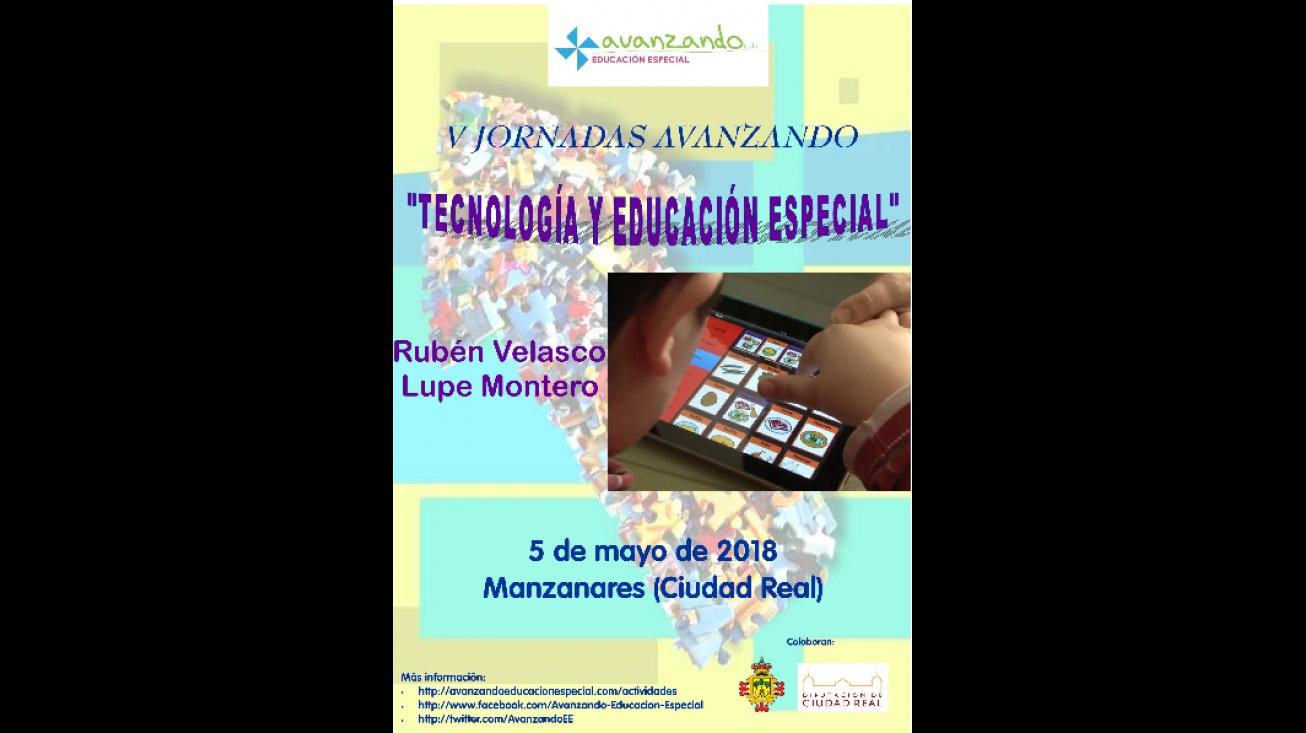 Jornadas Avanzando de Educación Especial
