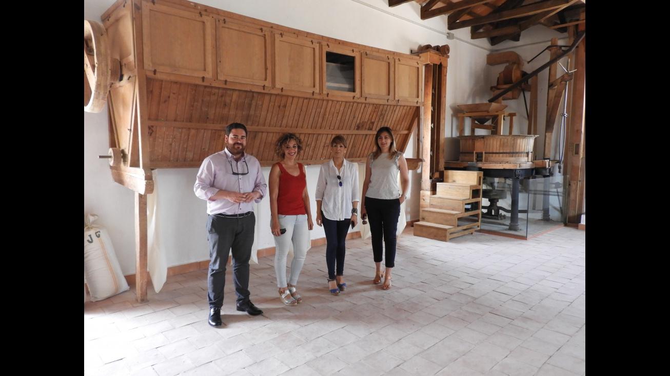 Los concejales manzanareños ultiman los detalles para la inauguración del museo