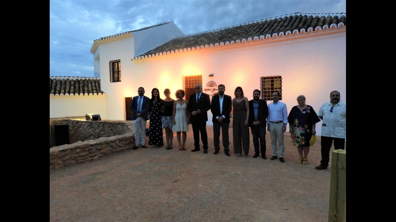 Inauguración Museo Molino Grande