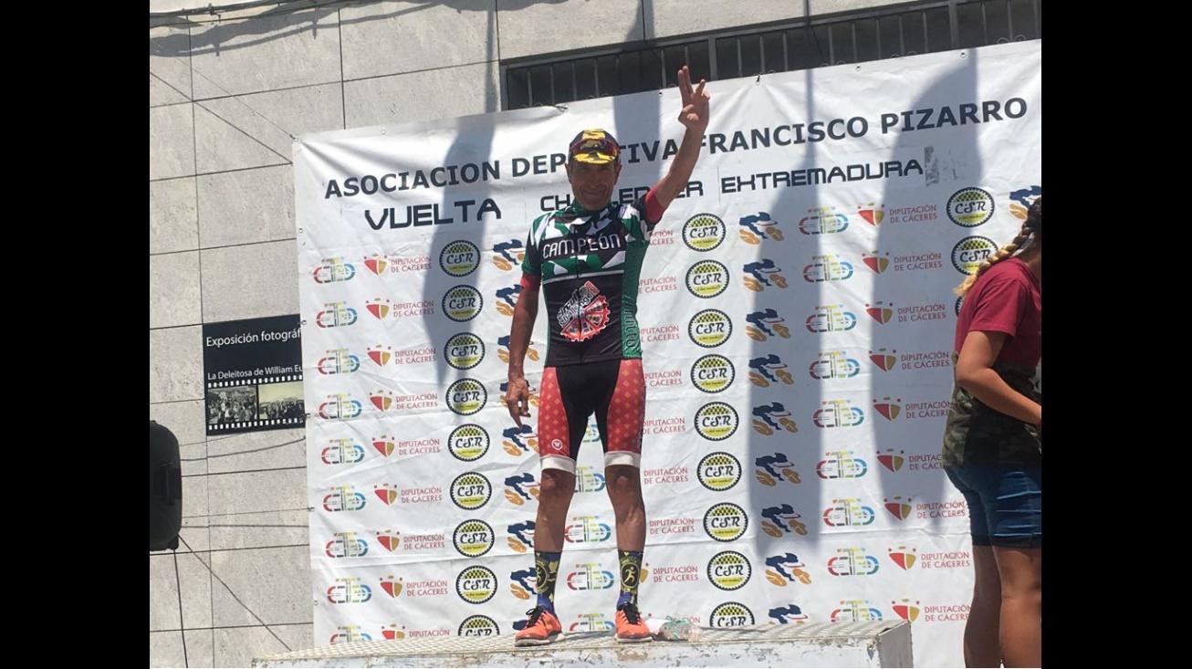 Victoria del Club Ciclista Castillo de Pilas Bonas