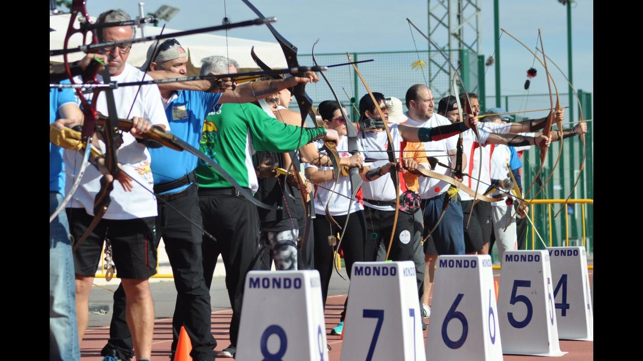 Participantes en el torneo de las fiestas patronales