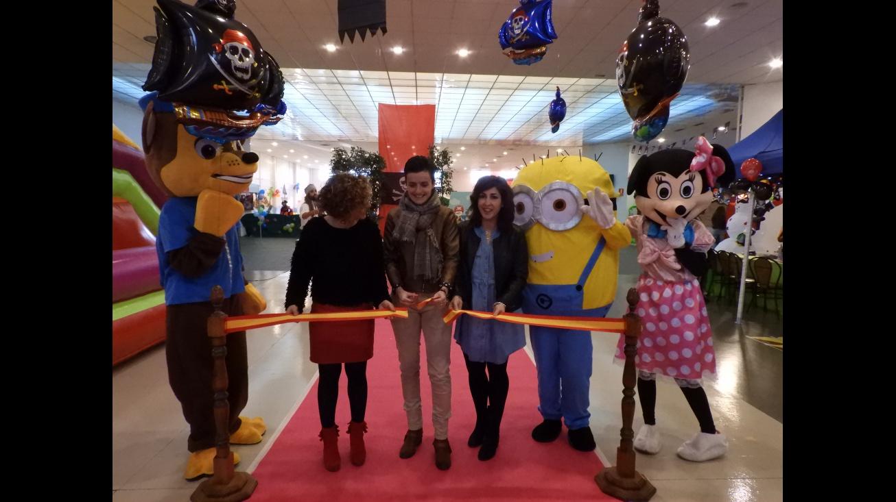 Inauguración de Diverinfancia 2018
