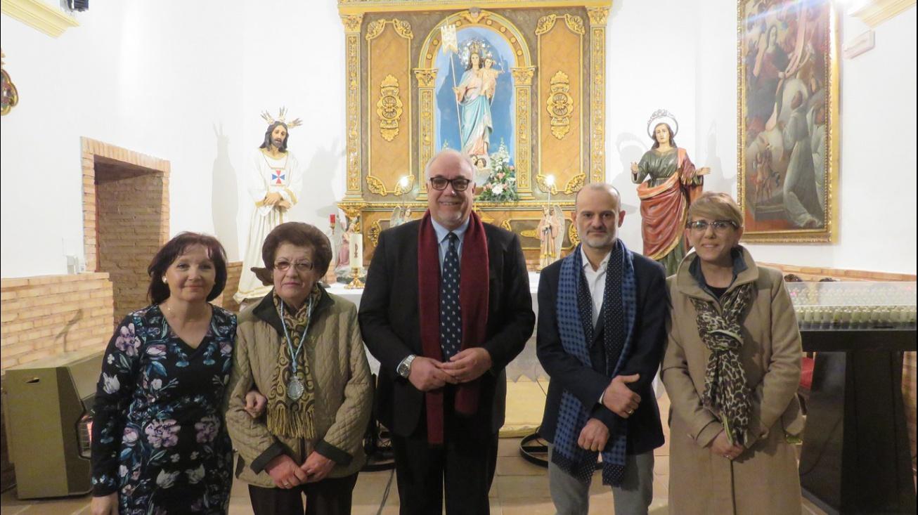 Pregón de las fiestas en honor de la Santísima Virgen de la Paz 2019