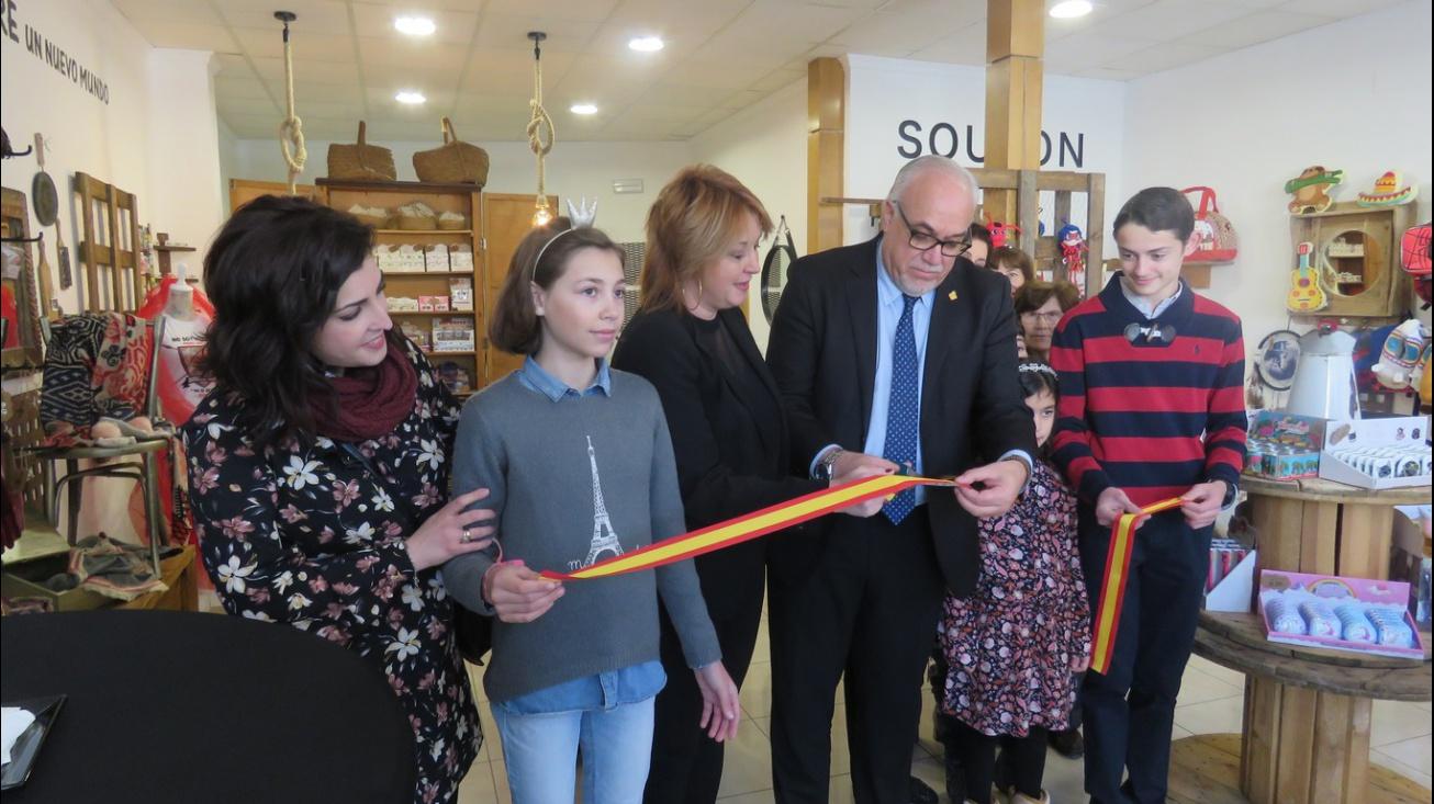 Inauguración de Soucheckon