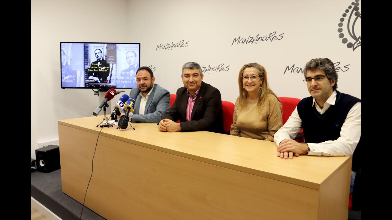 Presentación de las jornadas de formación sobre Ignacio Sánchez Mejías