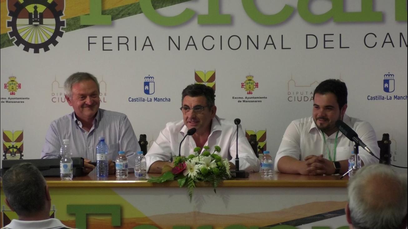 Modelo y manejo sostenible del almendro en Castilla-La Mancha