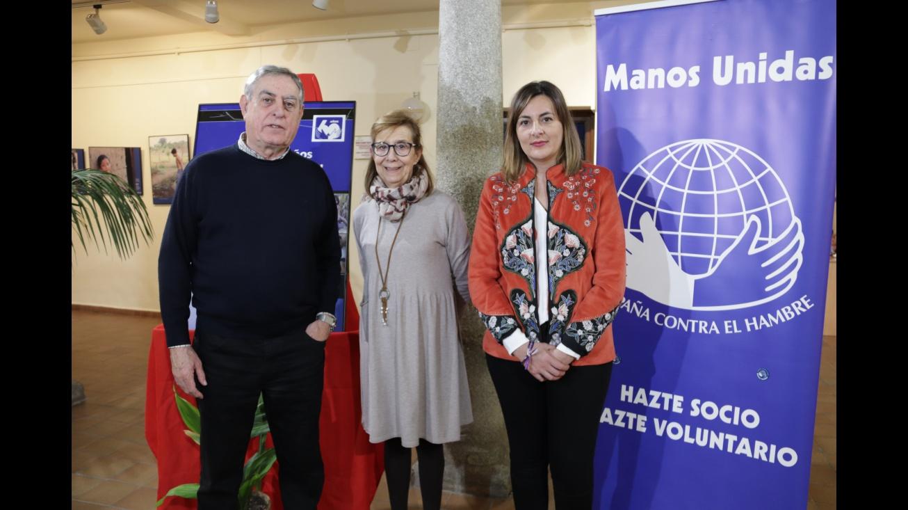 """Quintanilla: """"El Ayuntamiento destina más de 22.000 euros a proyectos de Cooperación al Desarrollo"""""""