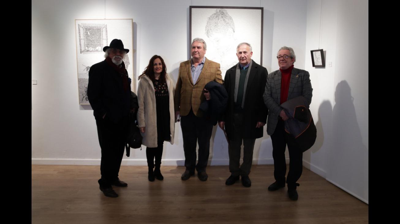Exposición 'Leodegrafías y más'