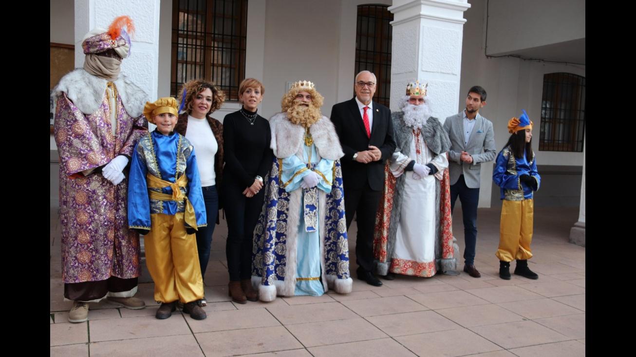Cabalgata de los Reyes Magos 2020 en Manzanares