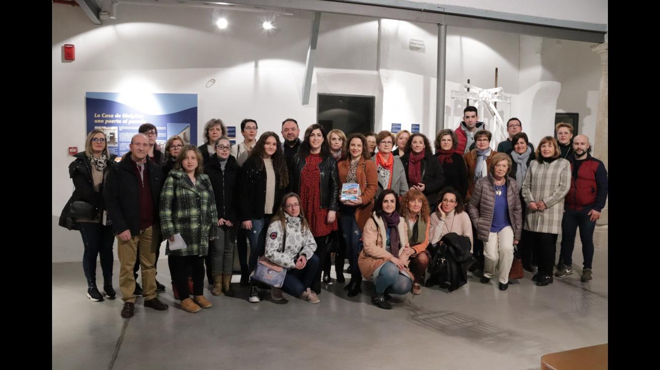 Entregados los 30 premios de 'Estas navidades compra en Manzanares'