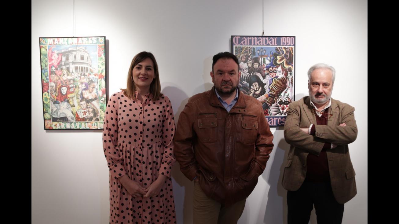 Exposición 'Carnaval y sus carteles