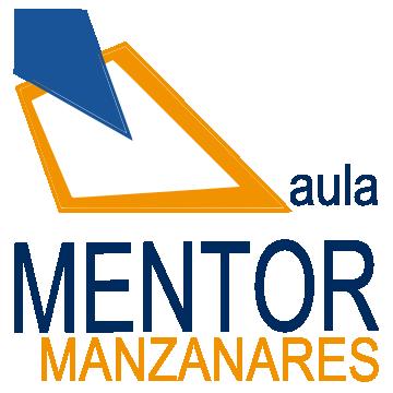 Logotipo Aula Mentor Manzanares.