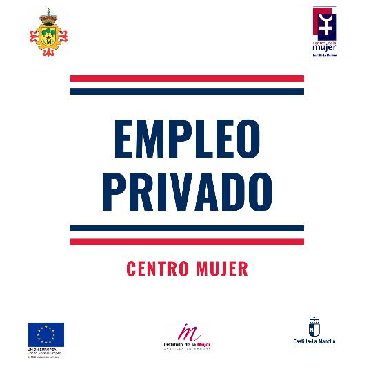 Consulta Ofertas de Empleo Privado de Manzanares y alrededores. Inscríbete en área laboral del  Centro de la Mujer. 28/06/21