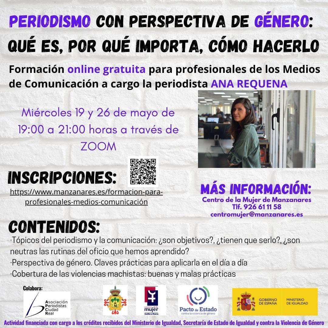 FORMACIÓN PARA PROFESIONALES DE LOS MEDIOS DE COMUNICACIÓN
