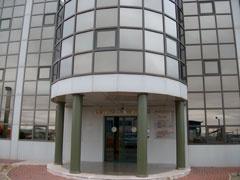 Imagen: vista del Centro de Empresas de Manzanares