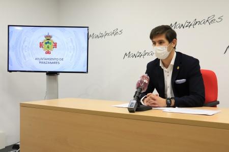 Manuel José Palacios hace balance del año 2020 en el Área de Promoción Económica