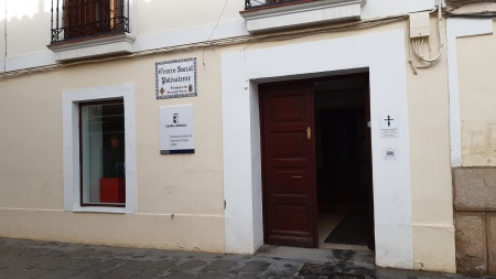 Centro social de la calle Empedrada