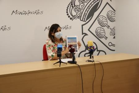 Isabel Díaz-Benito muestra el Plan Estratégico de Energías Renovables