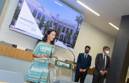 Intervención de Laura Nistal como directora de Invest in Cities