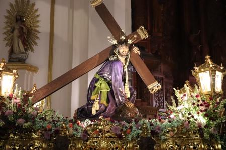 Función solemne Nuestro Padre Jesús del Perdón