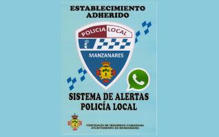 Sistema de alertas policía local