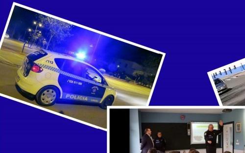 Policía Local. Memorias
