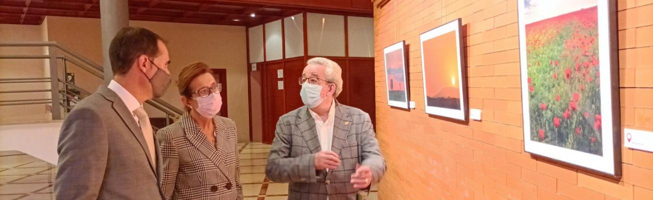 Exposición 'Paisajes manchegos' de Fernando Labián