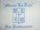 Imagen: Logotipo Bar-Restaurante La Teja