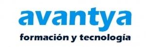 Imagen: Logotipo Avantya Formación y Tecnología
