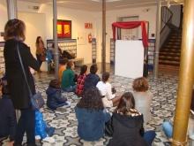Espectáculo de títeres sobre discapacidad, en el Museo del Queso