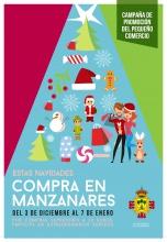 Estas Navidades compra en Manzanares