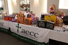 Comida solidaria AECC