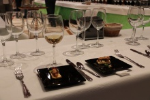 Experiencia multisensorial 'Gastrovino'